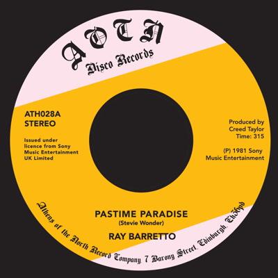 RAY BARRETTO / レイ・バレット / PASTIME PARADISE / MAMBOTANGO