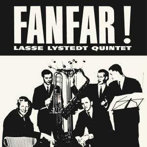"LARS LYSTEDT / ラース・リーステット / Fanfar!(10"")"