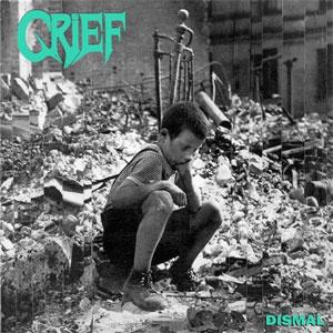 GRIEF / グリーフ / DISMAL (LP)