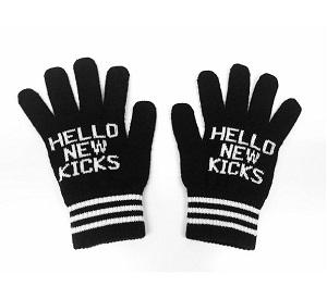 KEISHI TANAKA / Hello, New Kicks 手袋付き