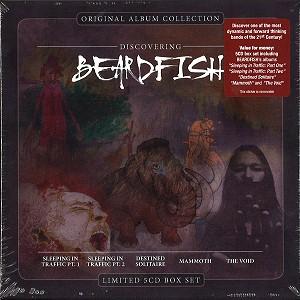 BEARDFISH / ビアードフィッシュ / ORIGINAL ALBUM COLLECTION: DISCOVERING BEARDFISH