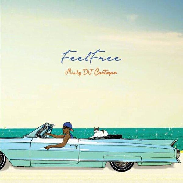 DJ CARTMAN / FEEL FREE