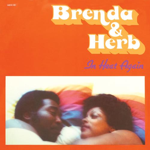BRENDA & HERB / ブレンダ & ハーブ / IN HEAT AGAIN  / イン・ハート・アゲイン