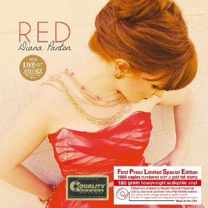 DIANA PANTON / ダイアナ・パントン / RED / レッド(180g)