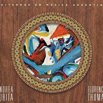 ANDREA ZURITA Y FLORENCIA THOMAS / アンドレア・スリタ & フロレンシア・トーマス / GUITARRAS EN MUSICA ARGENTINA