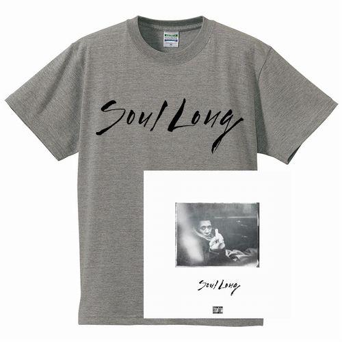 IO / イオ / Soul Long★ディスクユニオン限定T-SHIRTS付セットSサイズ