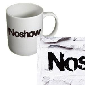 Noshow / Noshow マグカップ付セット