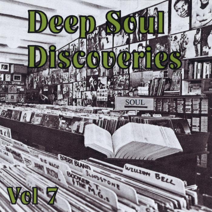 V.A. (DEEP SOUL DISCOVERIES) / DEEP SOUL DISCOVERIES VOL.7 (CD-R)