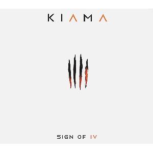 KIAMA / キアマ / SIGN OF FOUR