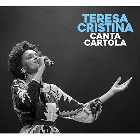 TERESA CRISTINA / テレーザ・クリスチーナ / CANTA CARTOLA (CD+DVD)