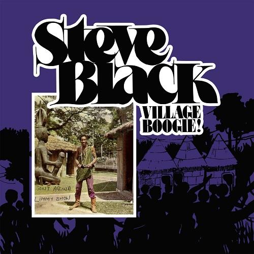 STEVE BLACK / スティーヴ・ブラック / VILLAGE BOOGIE