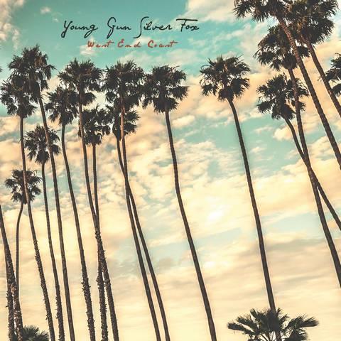YOUNG GUN SILVER FOX / ヤング・ガン・シルバー・フォックス / WEST END COAST (LP)