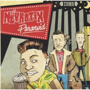 NEVROTIX / PARANOID