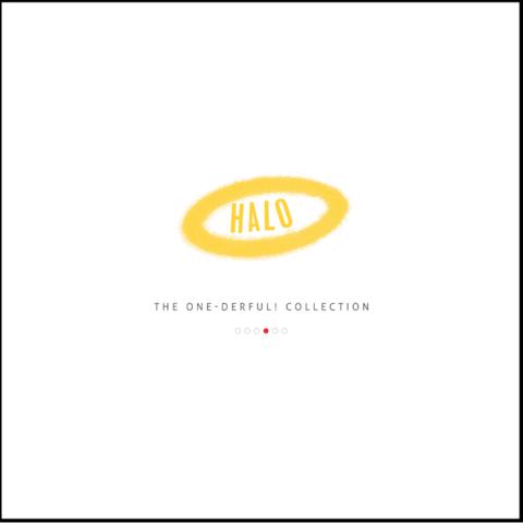 V.A. (ONE-DERFUL! COLLECTION) / ONE-DERFUL! COLLECTION: HALO RECORDS