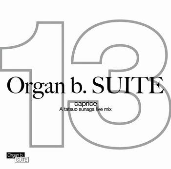 TATSUO SUNAGA / 須永辰緒 / Organ b.SUITE NO.13