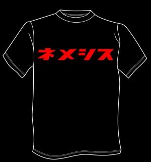 NECRONOMIDOL / NEMESIS Tシャツ付きセット M