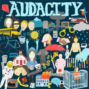 AUDACITY / HYPER VESSELS (LP)