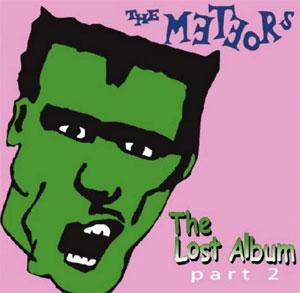 "METEORS / メテオス / LOST ALBUM - PART 2 (10"")"