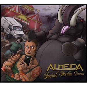 ALMEIDA / アルメイダ / SOCIAL MEDIA CIRCUS