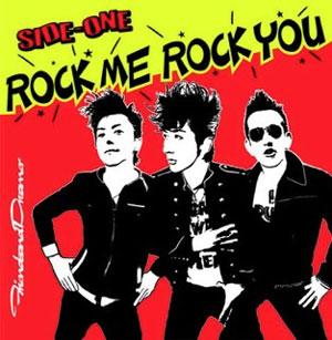 SIDE-ONE / サイドワン / ROCK ME ROCK YOU