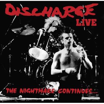 DISCHARGE / ディスチャージ / NIGHTMARE CONTINUES (DIGI)