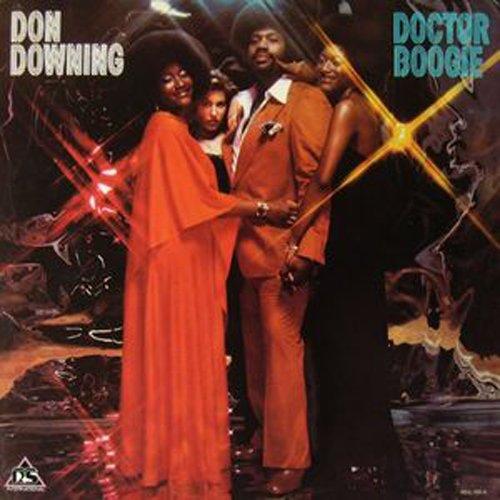 DON DOWNING / ドン・ダウニング / DOCTOR BOOGIE +4 / ドクター・ブギー +4