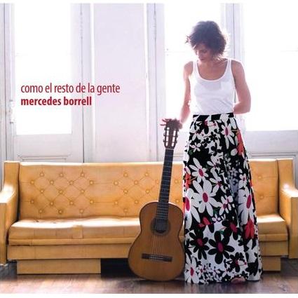MERCEDES BORRELL / メルセデス・ボーレル / COMO EL RESTO DE LA GENTE