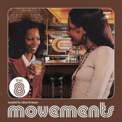 V.A. (MOVEMENTS) / MOVEMENTS VOL.8 (2LP)