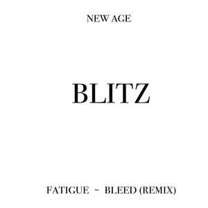 "BLITZ (Oi PUNK) / ブリッツ / NEW  AGE (7"")"
