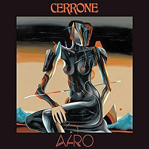 """CERRONE / セローン / AFRO FEAT. TONY ALLEN & MANU DIBANGO (10"""")"""