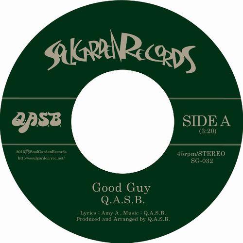 "Q.A.S.B. / Good Guy / Bad Boy""7"""