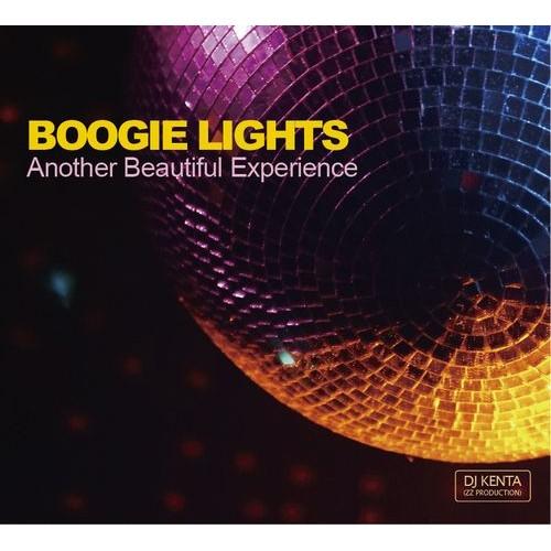 DJ KENTA (ZZ PRO) / DJケンタ / BOOGIE LIGHTS -Another Beautiful Experience-