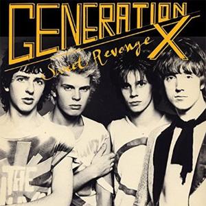 GENERATION X / ジェネレーションエックス / SWEET REVENGE (LP)