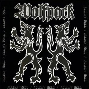 WOLFPACK / ウルフパック / ALLDAY HELL (LP)