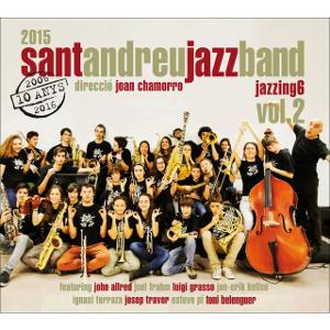 SANT ANDREU JAZZ BAND / サン・アンドリュー・ジャズ・バンド / Jazzing 6 Vol.2