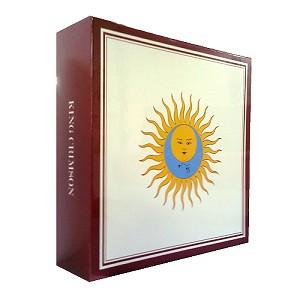 KING CRIMSON / キング・クリムゾン / キング・クリムゾン17cm紙ジャケット・プラチナSHM-CD+DVD-A4月発売4タイトルまとめ買いセット