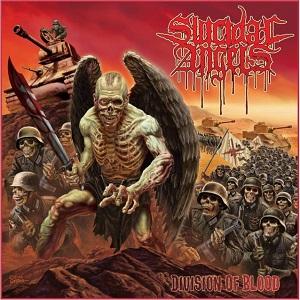 SUICIDAL ANGELS / スイサイダル・エンジェルズ / DIVISION OF BLOOD / ディヴィジョン・オブ・ブラッド