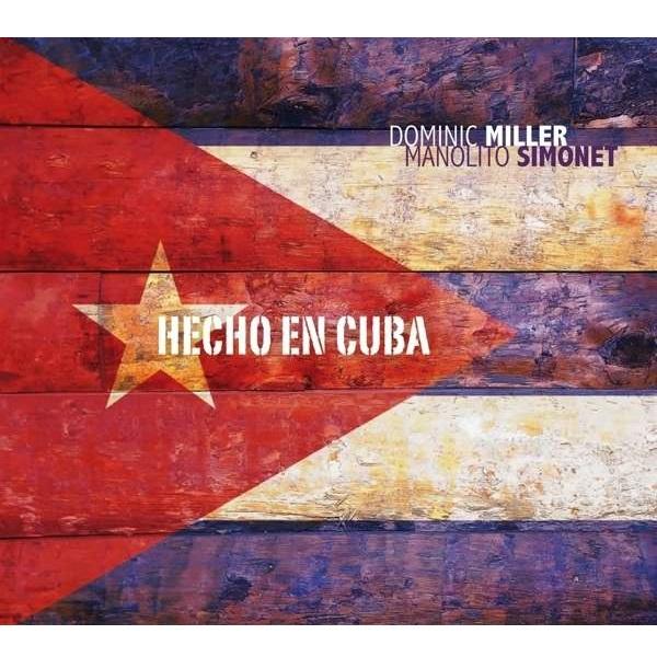 DOMINIC MILLER / ドミニク・ミラー / HECHO EN CUBA