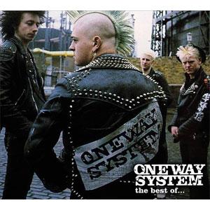 ONE WAY SYSTEM / ワンウェイシステム / BEST OF... (DIGI)