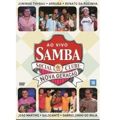 V.A. (SAMBA SOCIAL CLUBE) / オムニバス / SAMBA SOCIAL CLUBE - NOVA GERACAO