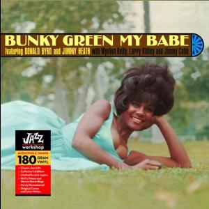 BUNKY GREEN / バンキー・グリーン / My Babe(LP/180g)