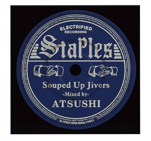 ATSUSHI (DJ) / STAPLES / ステイプルズ