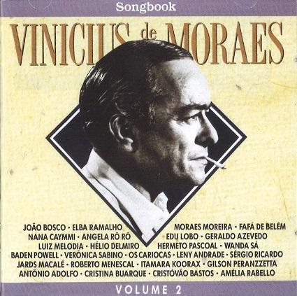 V.A. (SONGBOOK VINICIUS DE MORAES) / オムニバス / SONGBOOK VINICIUS DE MORAES V.2