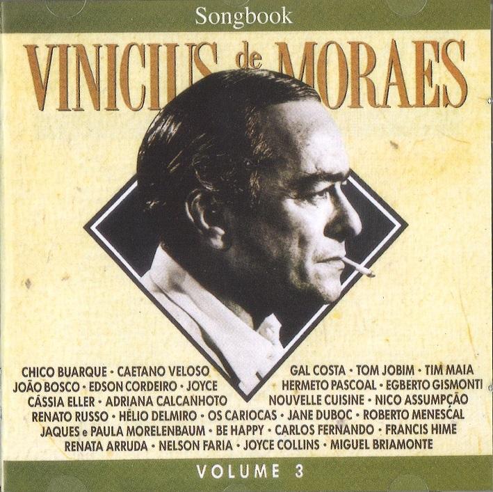 V.A. (SONGBOOK VINICIUS DE MORAES) / オムニバス / SONGBOOK VINICIUS DE MORAES V.3