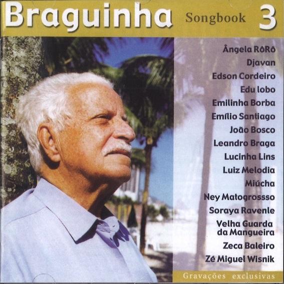 V.A. (SONGBOOK BRAGUINHA) / オムニバス / SONGBOOK BRAGUINHA V.3