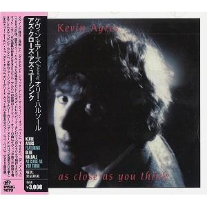 KEVIN AYERS / ケヴィン・エアーズ / アズ・クローズ・アズ・ユー・シンク