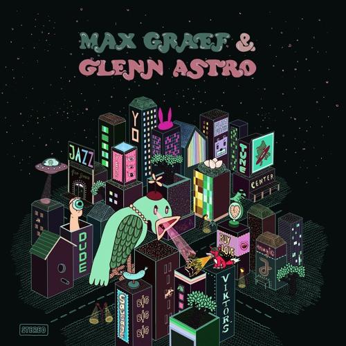 MAX GRAEF & GLENN ASTRO / マックス・グレーフ・アンド・グレン・アストロ / YARD WORK SIMULATOR(国内仕様盤)