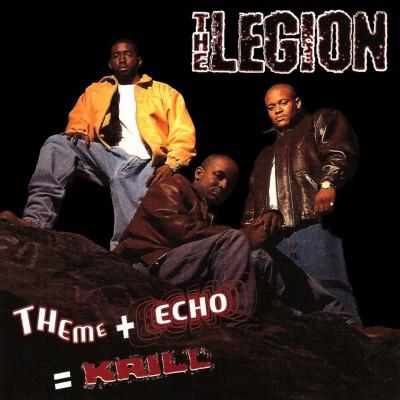 "LEGION / THEME + ECHO = KRILL ""LP"""
