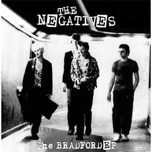 "NEGATIVES / ネガティブス / BRADFORD EP (7"")"