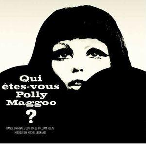 MICHEL LEGRAND / ミシェル・ルグラン / Qui etes-vous Polly Maggoo? / ポリー・マグー お前は誰だ ?(O.S.T.) ウィリアム・クライン作品集
